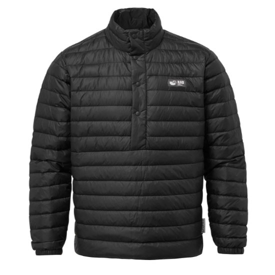 Rab Horizon Down PO - Black