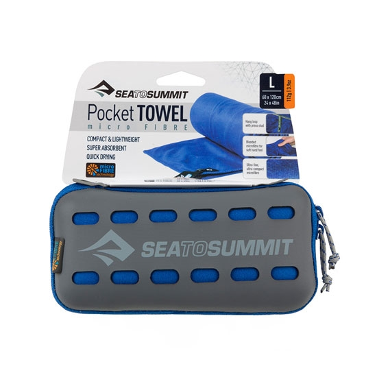 Sea To Summit Pocket Towel L - Photo de détail