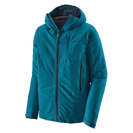 Patagonia Galvanized Jacket - Balkan Blue