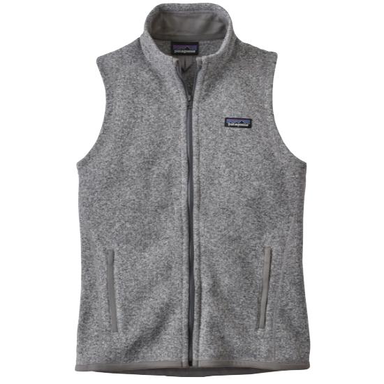Patagonia Better Sweater Vest W - Birch White
