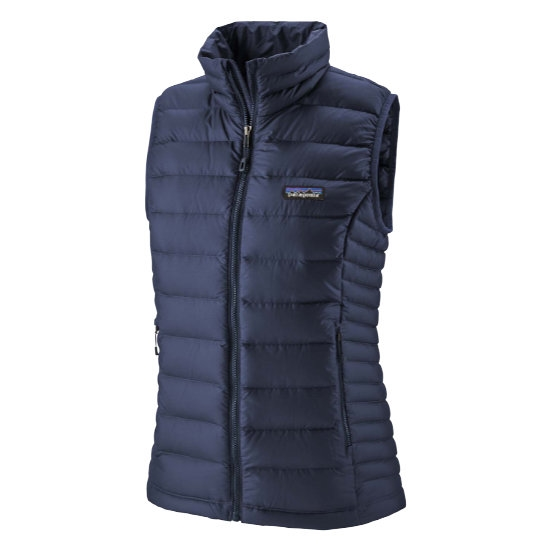 Patagonia Down Sweater Vest W - Classic Navy