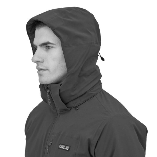 Patagonia Insulated Quandary Jacket - Photo of detail