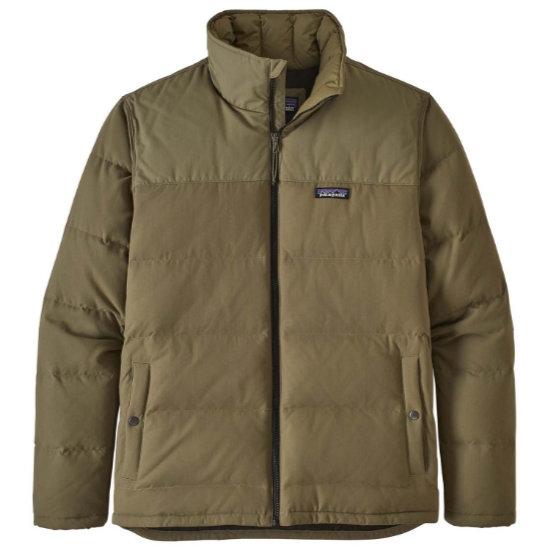 Patagonia Bivy Down Jacket - Sage Khaki