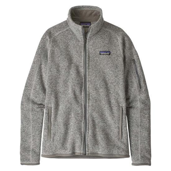 Patagonia Better Sweater W - Birch White