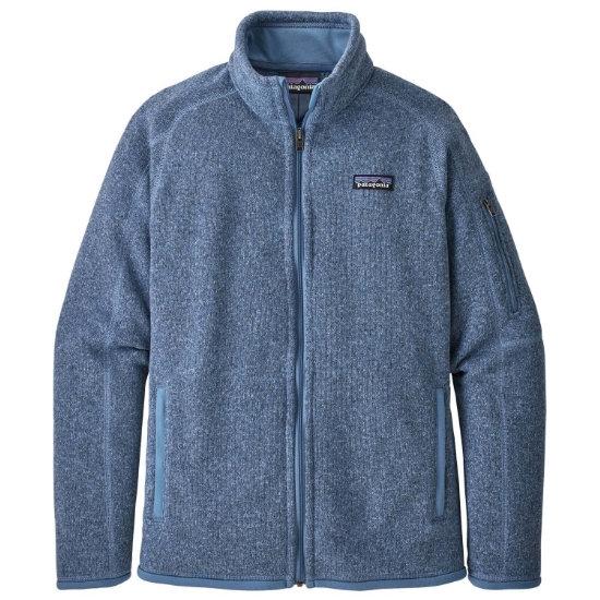 Patagonia Better Sweater Fleece Jacket W - Woolly Blue