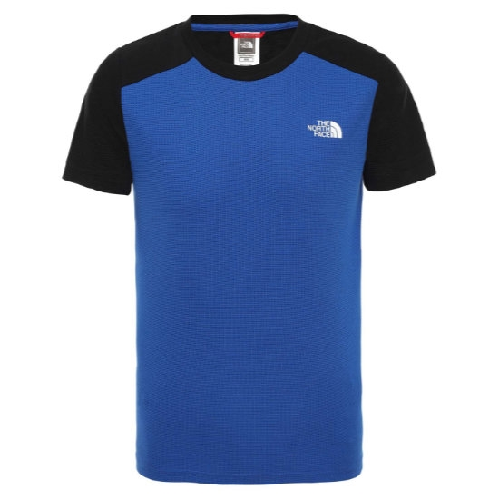 The North Face South Peak Tee - Blue/Black