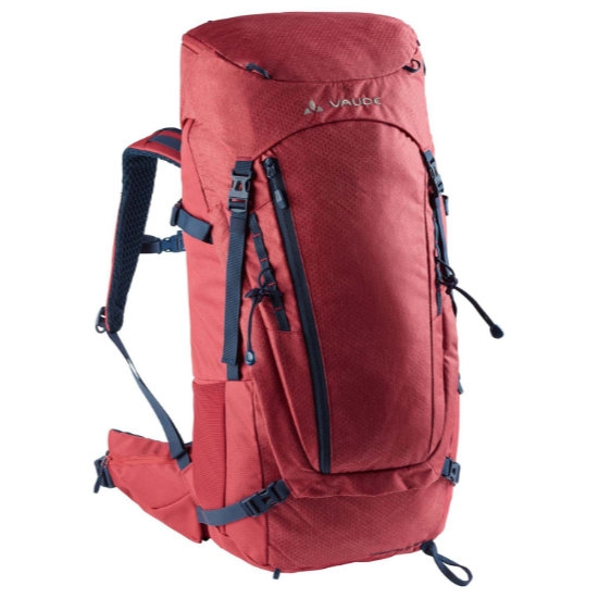 Vaude Asymmetric 38+8 W - Red Cluster