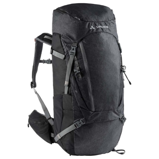 Vaude Asymmetric 52+8 - Black