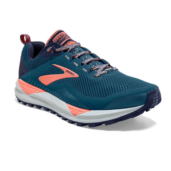 Brooks Cascadia 14 W - Desert Flower/Navy/Grey