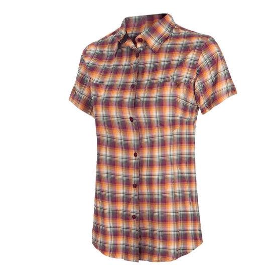 Trangoworld Foc Shirt W - Morado