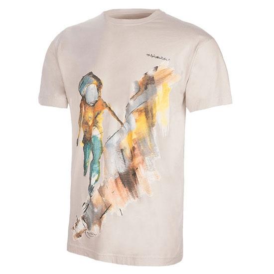 Trangoworld Rockclimber T-Shirt - Vapor Grey