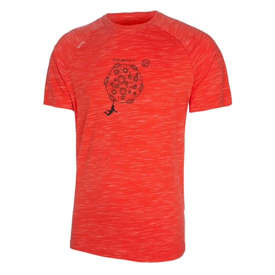 Trangoworld Moon Shirt - Red