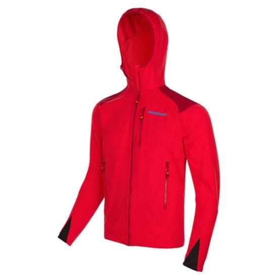 Trangoworld Trx2 Dura Pro Jacket - Red/Dark Red