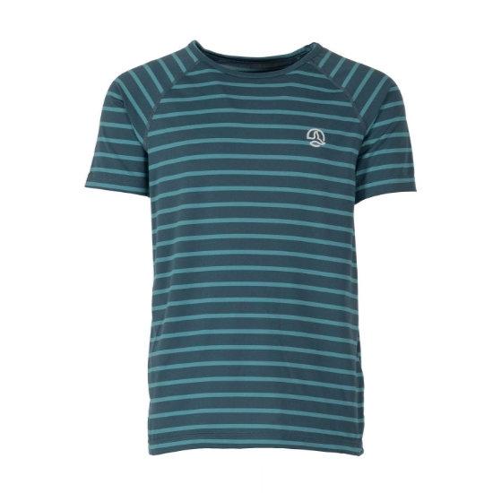 Ternua Tacloban T-Shirt Kids - Dark Lagoo