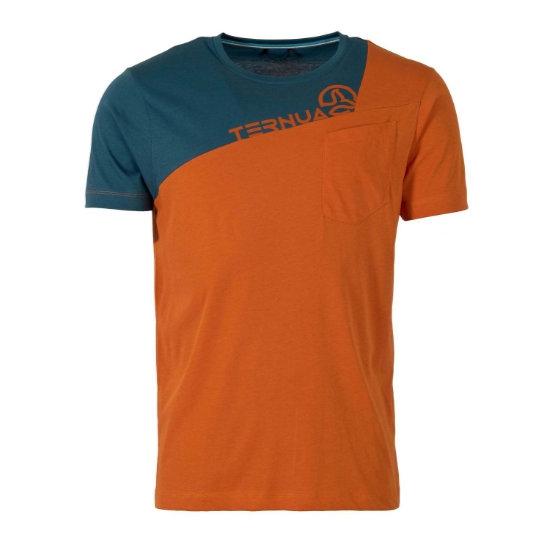 Ternua Dyno T-Shirt - Deep Burnt