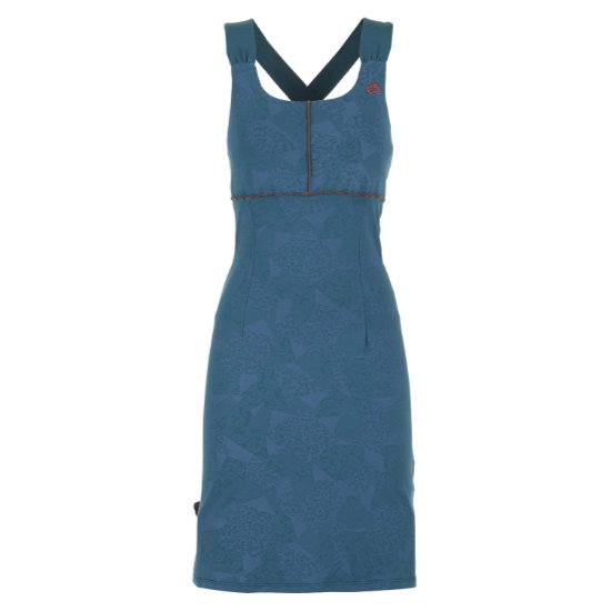 E9 Sele Dress W - Deep Blue