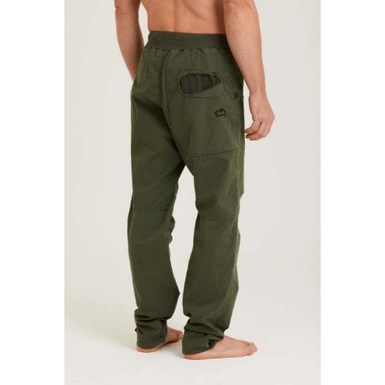 E9 Rondo Slim Pant - Detail Foto