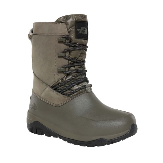 The North Face Yukiona Mid Boot W - New Taupe Green/TNF Black