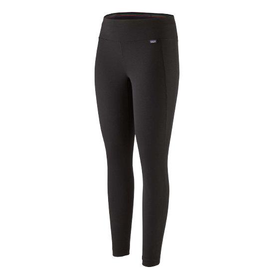 Patagonia Capilene® Midweight Bottoms W - Black