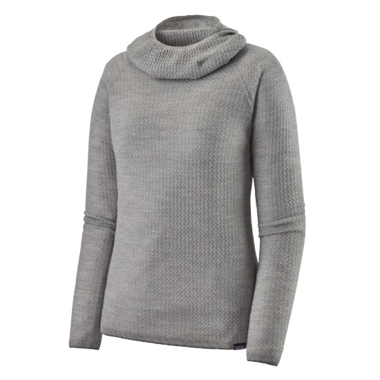 Patagonia Capilene® Air Hoody W - Feather Grey