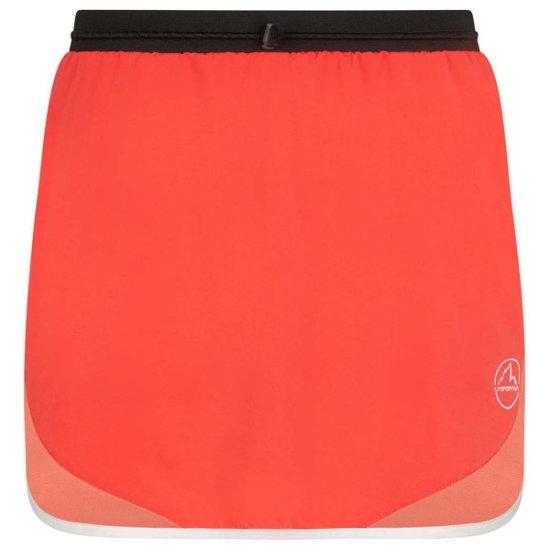 La Sportiva Comet Skirt W - Hibiscus/Flamingo