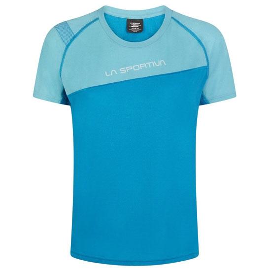 La Sportiva Catch T-Shirt W - Neptune/Pacific Blue