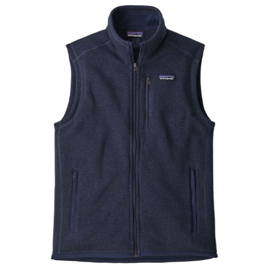 Patagonia Better Sweater Vest - Neo Navy