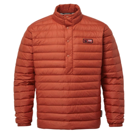 Rab Horizon Down Pull-On - Red Clay