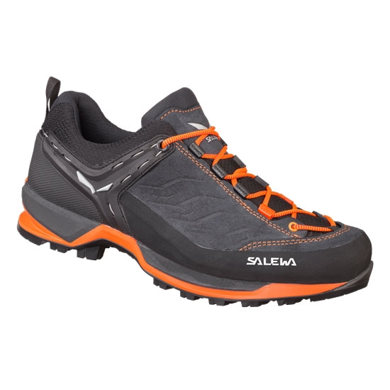 Salewa Mtn Trainer - Asphalt/Fluo Orange