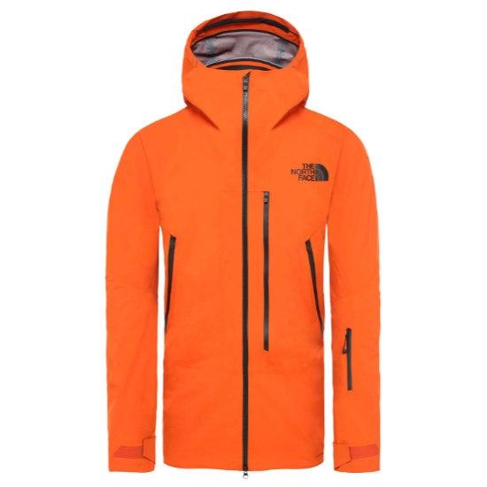 The North Face Summit Freethinker Futurelight Jacket - Papaya Orange