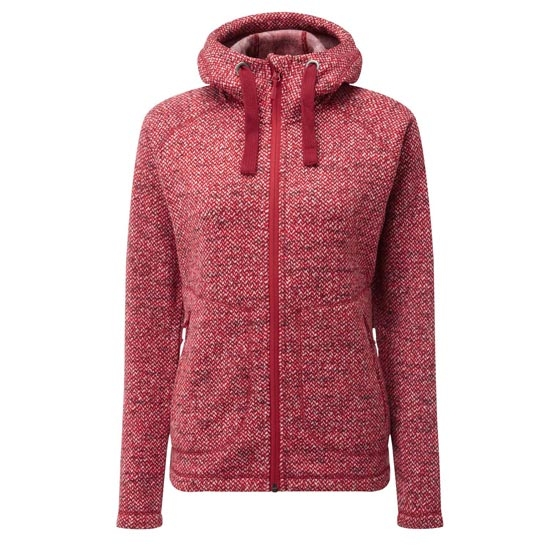 Rab Amy Hoody W - Ruby