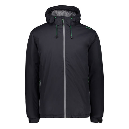 Campagnolo Ripstop Fix Hood Jacket - Antracite