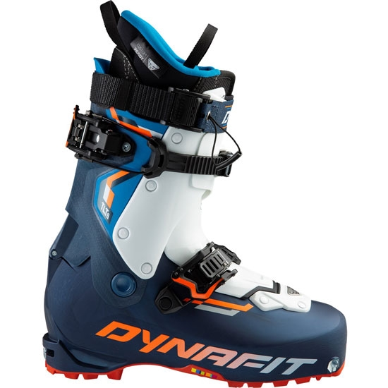 Dynafit TLT8 Expedition CL - Poseidon/Fluo Orange