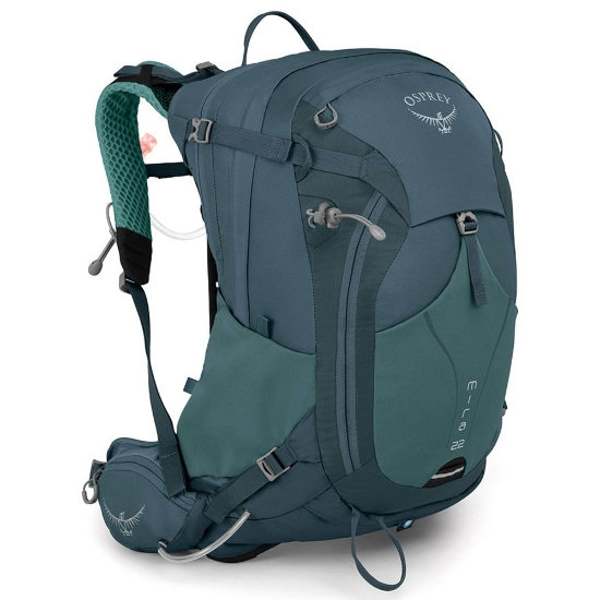 Detalles de Osprey Mira 22 W 5 037 0 0 Mochilas y Bolsas Trekking Mujer