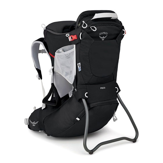 Osprey Poco Child Carrier Starry - Black