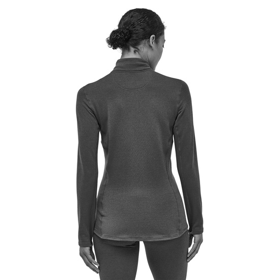 Patagonia Capilene Thermal Weight Zip neck W - Photo of detail