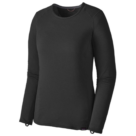 Patagonia Capilene Thermal Weight Crew W - Black