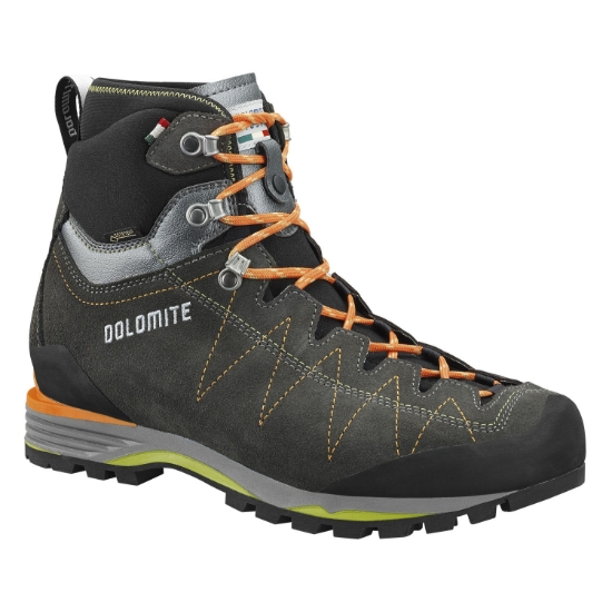 Dolomite Torq Gtx 2.0 - Anthracite/Bright Orange