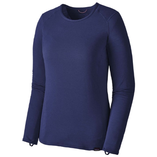 Patagonia Capilene Thermal Weight Crew W - Cobalt Blue