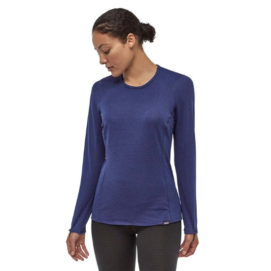 Patagonia Capilene Thermal Weight Crew W - Photo of detail