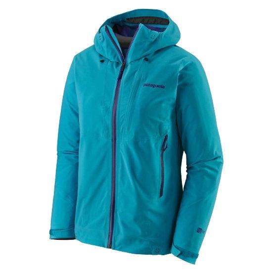 Patagonia Galvanized Jacket W - Curacao Blue