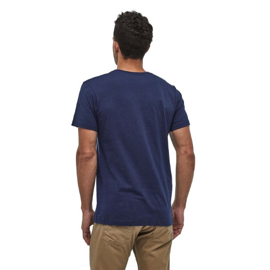 Patagonia Public Lands Now Organic Cotton T-Shirt - Photo of detail