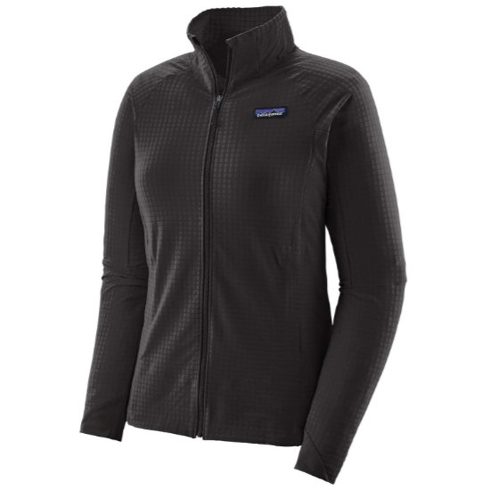 Patagonia R1 Techface Jacket W - Black