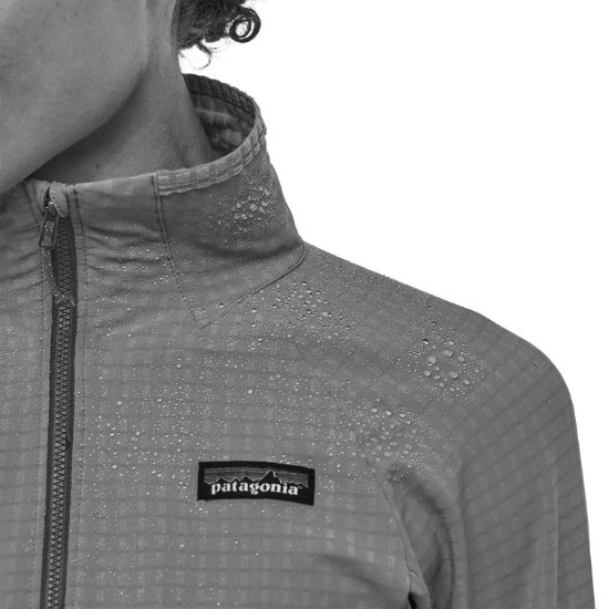 Patagonia R1 Techface Jacket W - Photo of detail