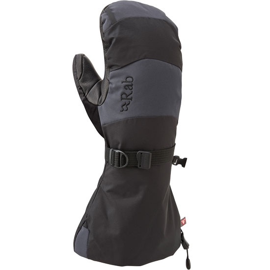 Rab Astral Mitt - Black