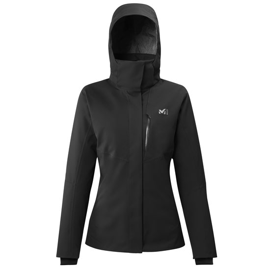 Millet Pobeda Ii 3 In 1 Jacket W - Black