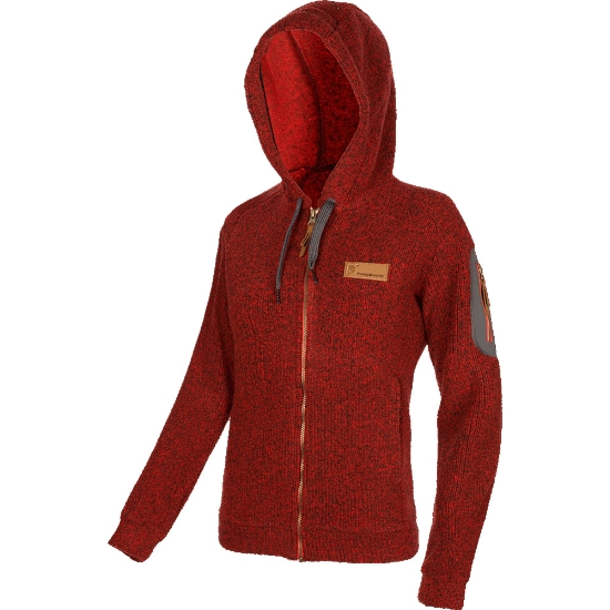 Trangoworld Gower Jacket W - Coral