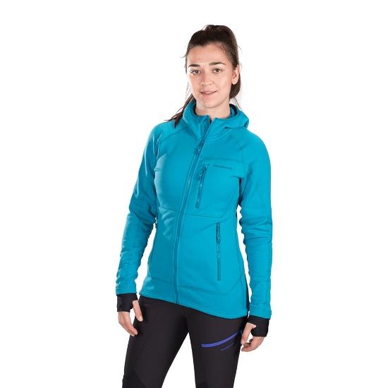 Trangoworld TRX2 Stretch Pro Jacket W - Blue Sea