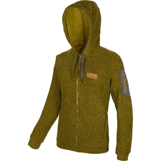 Trangoworld Gower Jacket W - Verde Ambar