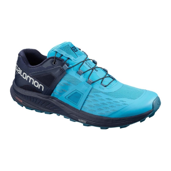 Salomon Ultra Pro -  Hawaiian Ocean / Navy Blazer / Mallard Blue
